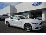 2017 Oxford White Ford Mustang GT Premium Coupe #118061170