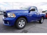 2017 Blue Streak Pearl Ram 1500 Tradesman Regular Cab #118061158