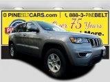 2017 Billet Silver Metallic Jeep Grand Cherokee Laredo 4x4 #118060985