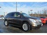 2009 Cocoa Metallic Buick Enclave CXL AWD #118061188