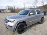 2017 Billet Silver Metallic Jeep Grand Cherokee Laredo 4x4 #118094736
