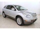 2010 Quicksilver Metallic Buick Enclave CXL #118094912