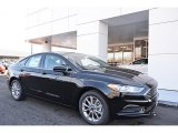 2017 Shadow Black Ford Fusion SE #118094660