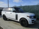 2017 Fuji White Land Rover Range Rover Supercharged #118094956