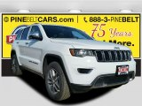 2017 Bright White Jeep Grand Cherokee Limited 4x4 #118094575