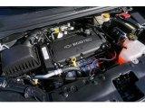Chevrolet Sonic Engines