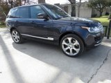 2017 Loire Blue Metallic Land Rover Range Rover Supercharged #118124181
