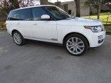 2017 Fuji White Land Rover Range Rover HSE #118124180