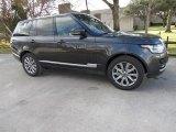 2017 Carpathian Grey Metallic Land Rover Range Rover  #118124179