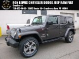 2017 Granite Crystal Metallic Jeep Wrangler Unlimited Sahara 4x4 #118135966