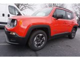 2017 Colorado Red Jeep Renegade Sport #118136003