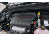 2017 Jeep Renegade Limited 4x4 2.4 Liter DOHC 16-Valve VVT 4 Cylinder Engine