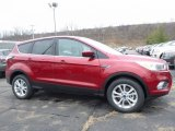 2017 Ruby Red Ford Escape SE 4WD #118135996