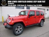 2017 Firecracker Red Jeep Wrangler Unlimited Sahara 4x4 #118135957