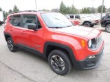 2017 Jeep Renegade Colorado Red