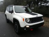 2017 Jeep Renegade Alpine White