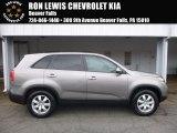 2012 Titanium Silver Kia Sorento LX AWD #118156831