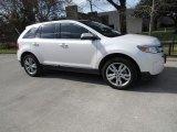 2014 White Platinum Ford Edge Limited #118157011