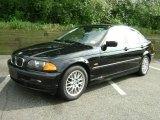 1999 Jet Black BMW 3 Series 328i Sedan #11812339