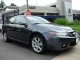 2005 Carbon Gray Pearl Acura TSX Sedan #11805836