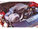 1994 Ford Mustang Indianapolis 500 Pace Car Cobra Convertible 5.0 Liter EFI OHV 16-Valve V8 Engine