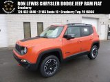 2017 Omaha Orange Jeep Renegade Trailhawk 4x4 #118176273