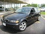 2004 Jet Black BMW 3 Series 330xi Sedan #11811855