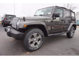 2017 Granite Crystal Metallic Jeep Wrangler Unlimited Sahara 4x4 #118176296