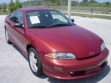 Cayenne Red Metallic Chevrolet Cavalier in 1998