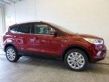 2017 Ruby Red Ford Escape Titanium 4WD #118200440