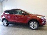 2017 Ruby Red Ford Escape Titanium 4WD #118200439