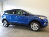2017 Lightning Blue Ford Escape SE 4WD #118200435