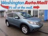 2014 Mountain Air Metallic Honda CR-V EX AWD #118200426