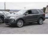 2017 Magnetic Ford Explorer Limited 4WD #118200467