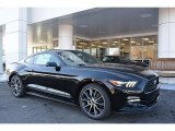 2017 Shadow Black Ford Mustang Ecoboost Coupe #118200456