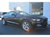 2017 Shadow Black Ford Mustang V6 Coupe #118200453