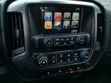 2017 Chevrolet Silverado 1500 LT Regular Cab 4x4 Controls