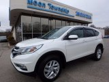 2015 White Diamond Pearl Honda CR-V EX #118200497