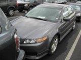 2005 Anthracite Metallic Acura TL 3.2 #1152679