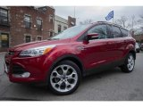 2014 Ruby Red Ford Escape Titanium 2.0L EcoBoost 4WD #118221427