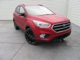 2017 Ruby Red Ford Escape Titanium #118221400