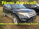 2014 Sterling Gray Ford Explorer XLT 4WD #118221445