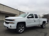 2017 Summit White Chevrolet Silverado 1500 LT Double Cab 4x4 #118245532