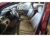 2016 Honda Odyssey Interiors