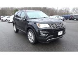 2017 Shadow Black Ford Explorer XLT 4WD #118258653