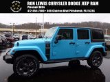2017 Chief Blue Jeep Wrangler Unlimited Freedom Edition 4x4 #118261156