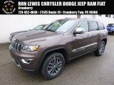 2017 Walnut Brown Metallic Jeep Grand Cherokee Limited 4x4 #118261010