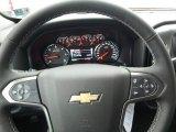 2017 Chevrolet Silverado 1500 LT Crew Cab 4x4 Steering Wheel