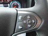 2017 Chevrolet Silverado 1500 LT Crew Cab 4x4 Controls