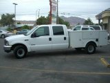 2004 Ford F350 Super Duty XL Crew Cab Chassis Commercial Data, Info and Specs